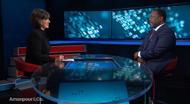 Amanpour and Company: November 8, 2019