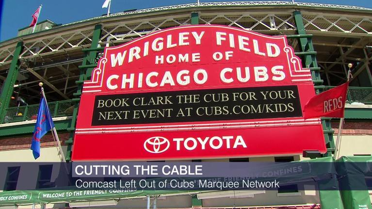 Chicago Tonight: Cutting the Cable: Comcast Left Out of Cubs' Marquee Network
