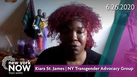 Kiara St. James on Issues Transgender People of Color Face