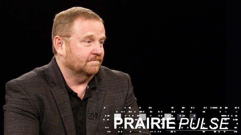 Prairie Pulse: Prairie Pulse 1713: Mark Watne, Hopperstad Stave Church