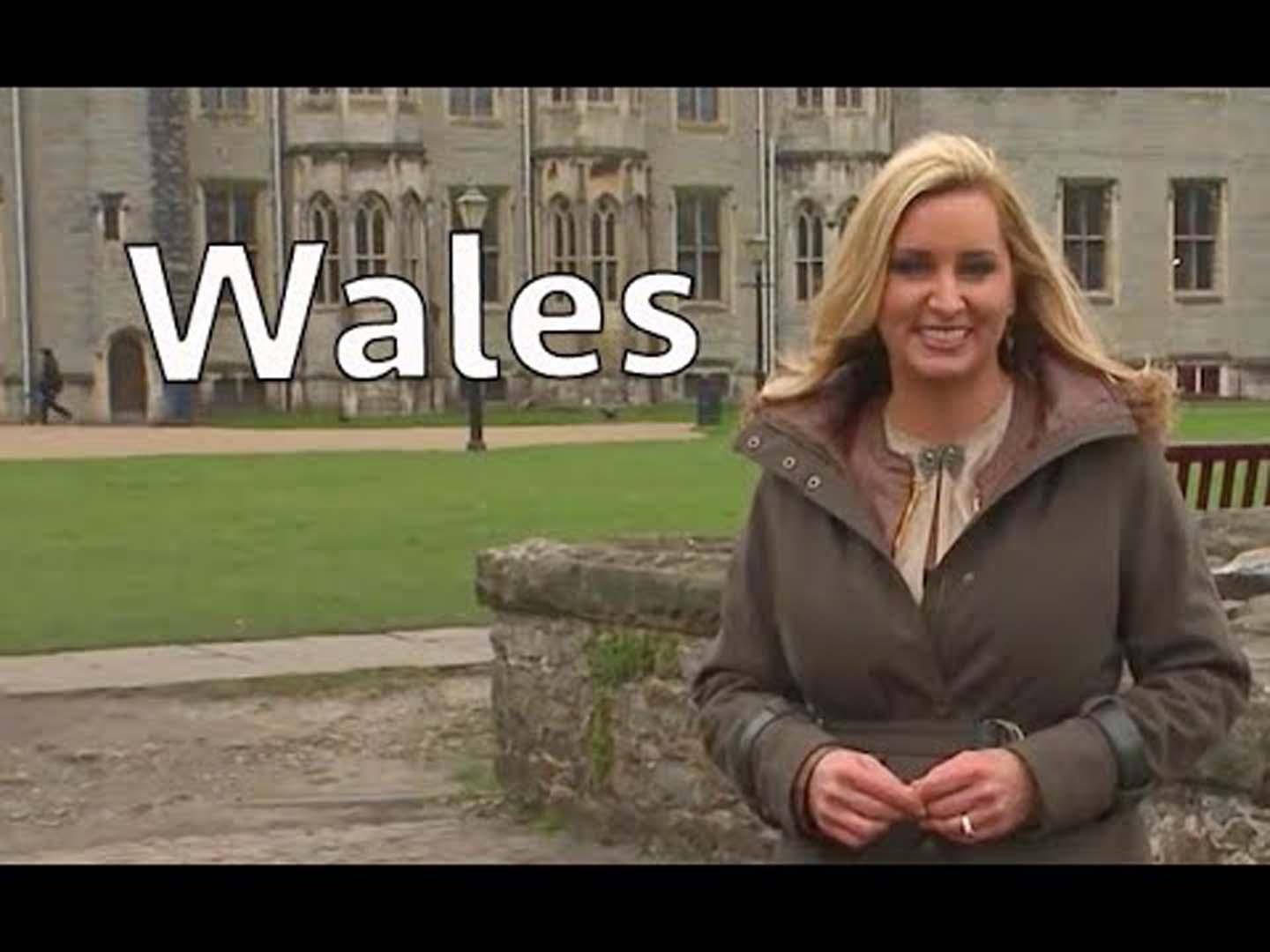 Wales – The Land of Storybook Adventures