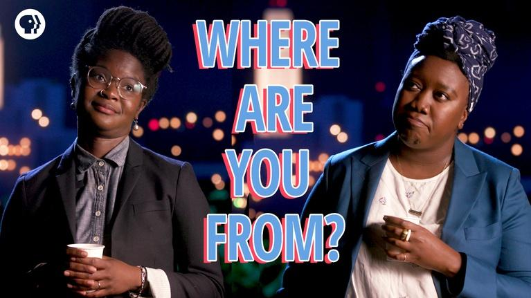 Say It Loud: Where Are You REALLY From?