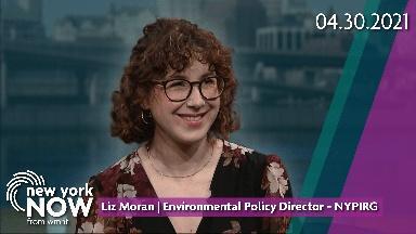 NYPIRG's Liz Moran on New Climate Legislation