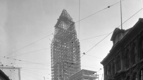Lost L.A. -- Building the Metropolis