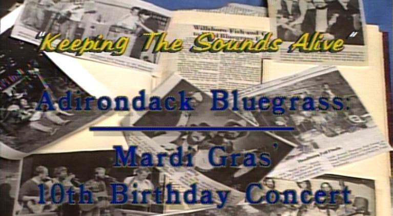 Flashback 57: Mardi Gras 10th Birthday Celebration, 1989