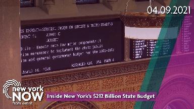 Inside New York's $212 Billion State Budget