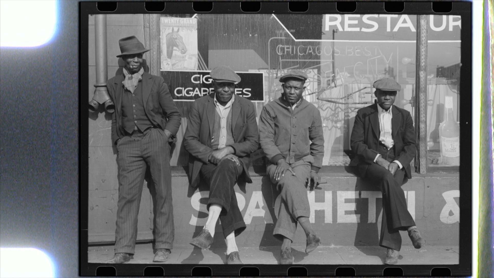 The Negro Fellowship League video thumbnail