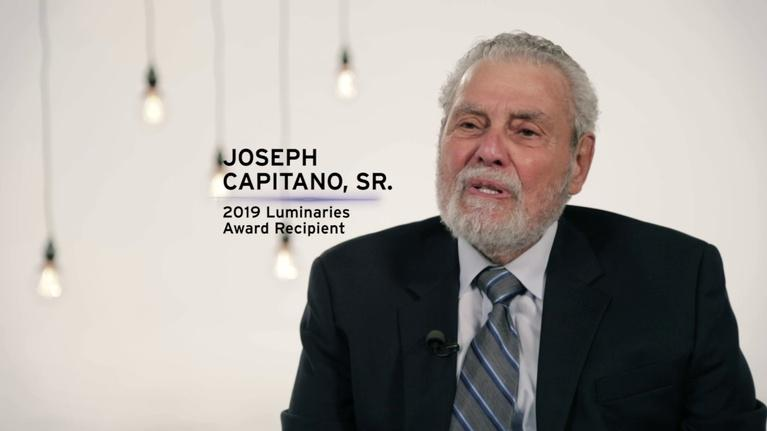WEDU Specials: The Luminaries 2019: Joe Capitano, Sr.