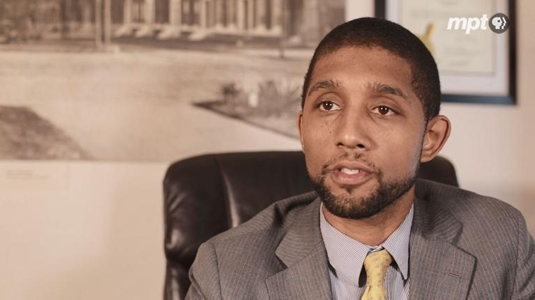 MPT Digital Studios: Voices of Baltimore: Police Reform