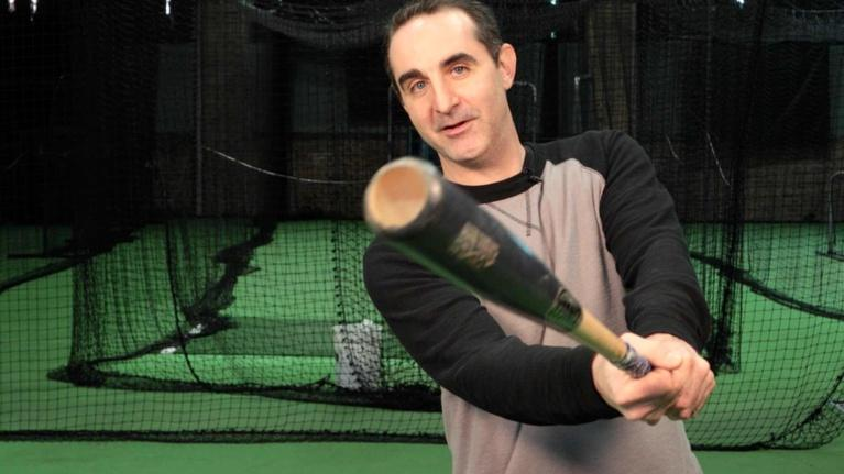 Chefs off the Clock: Tony Priolo: Baseball Player