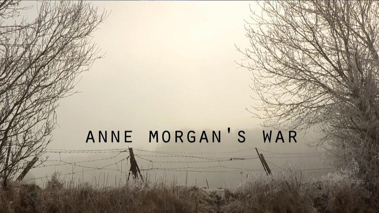 Anne Morgan's War logo