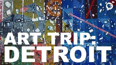 The Art Assignment -- ART TRIP: DETROIT