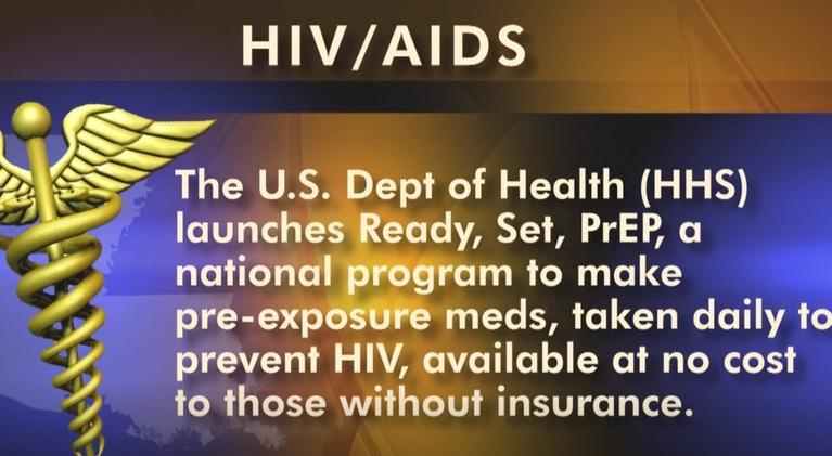 Louisiana: The State We're In: Tariff Trade-Off, 'Tis the Season, HIV & AIDS
