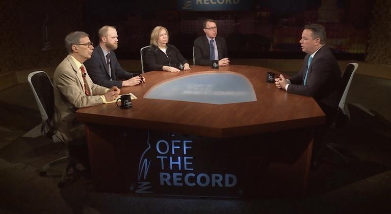 Off the Record: Rep. Robert Kosowski | Off the Record OVERTIME |5/18/18