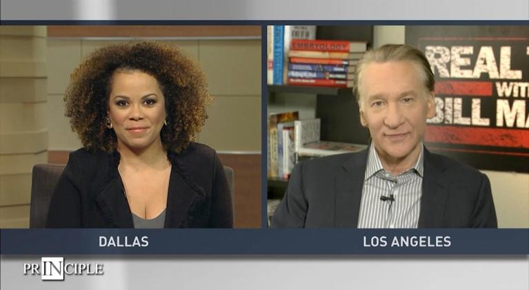 """In Principle: Bill Maher - Don't bet on a """"Blue Wave"""""""
