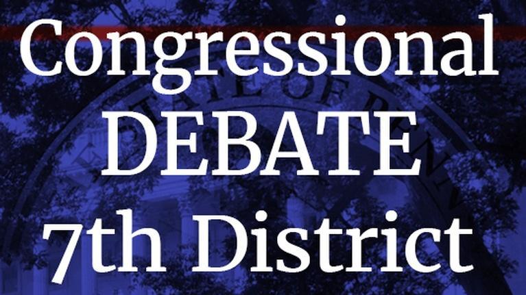 WLVT Specials: Congressional Debate 7th District
