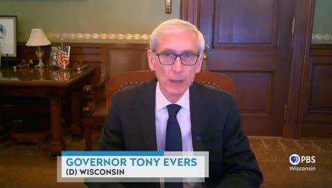 Gov. Evers weighs-in on the April 7 Election and COVID-19