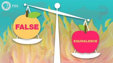 Above The Noise -- False Equivalence: Why It's So Dangerous | Above the Noise