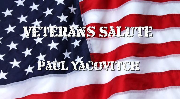 VETS: Stories of Service: Paul Yacovitch