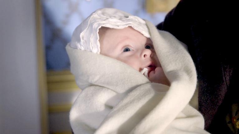 Victoria: Babies on Set