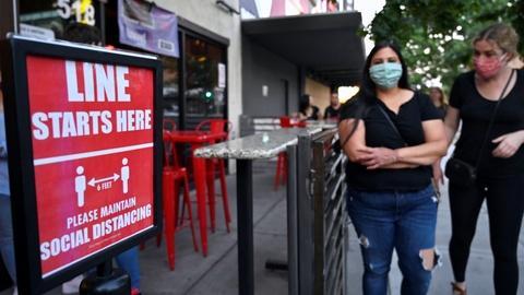 U.S. coronavirus death toll passes 100,000 milestone