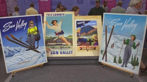 Antiques Roadshow -- S21 Ep25: Appraisal: Wilmarth Sun Valley Maquettes, ca. 1940