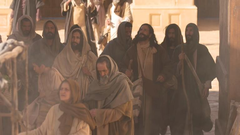 Last Days of Jesus: Cleansing a Temple