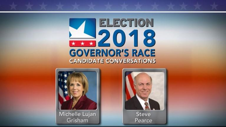 NMPBS Election Coverage: 2018 Candidate Conversations: Governor