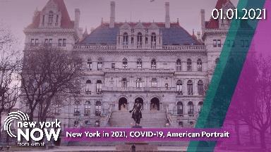 New York in 2021, COVID-19, American Portrait