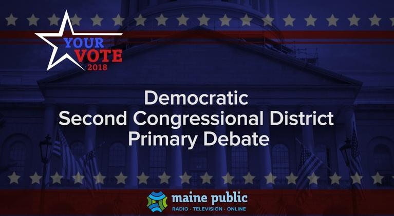 Your Vote: Your Vote 2018 Second District Democratic Primary Debate
