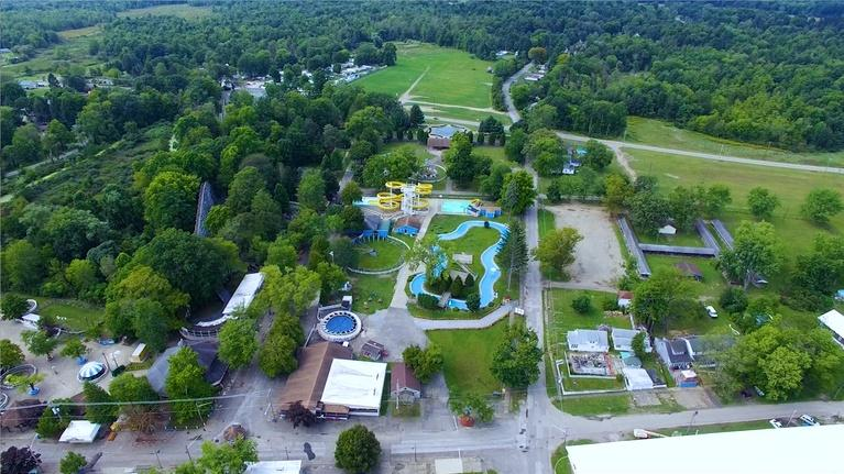 Our Town: Our Town: Conneaut Lake