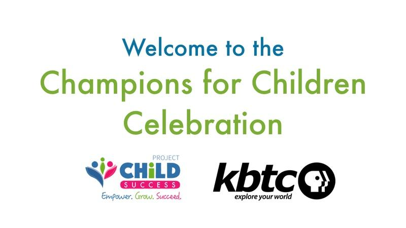 Champions For Children Celebration