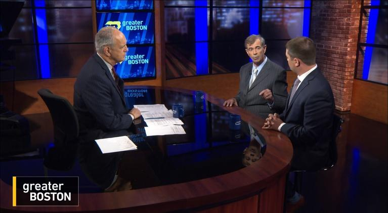 Greater Boston: August 14, 2018