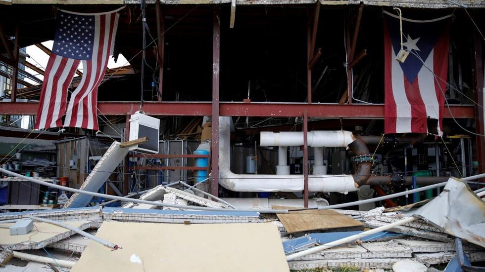 Puerto Rico faces a colossal task to rebuild image