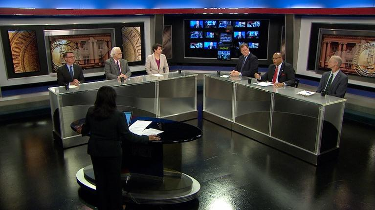 Kentucky Tonight: 6th District Democratic Congressional Primary Candidates