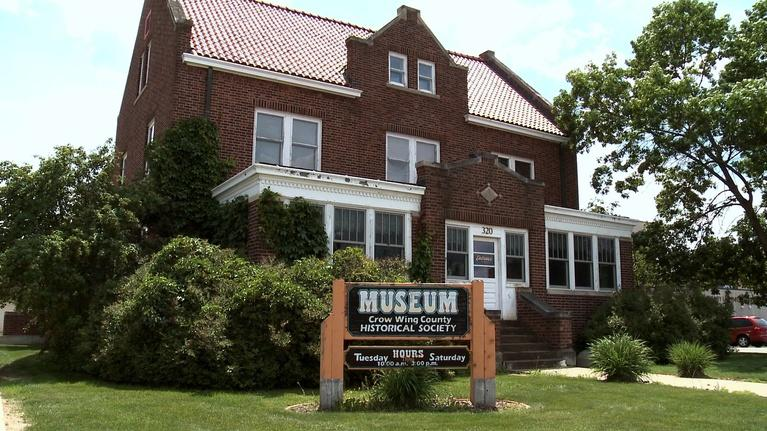 Common Ground: Crow Wing County Museum Restoration (Part 1)