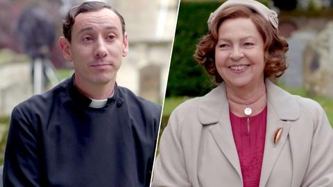 S5 E4: Do You Know Your Co-Star: Tessa Peake-Jones & Al Weaver