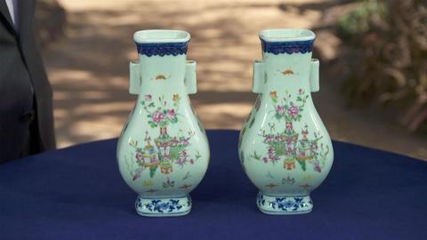 S24 E10: Appraisal: Chinese Vases, ca. 1930
