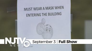 NJTV News: September 3, 2020