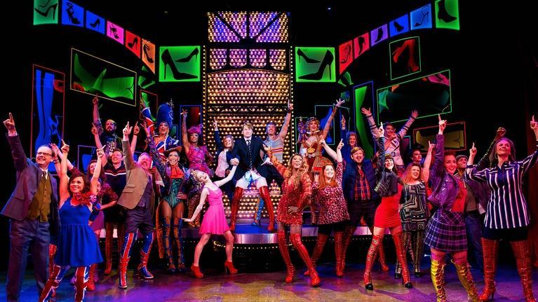 "Great Performances: ""Stilettos Leave 'Em Reeling"""