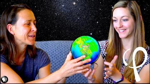 Physics Girl -- S2 Ep23: MIND-BOGGLING HIKER RIDDLE ft Anne Wojcicki