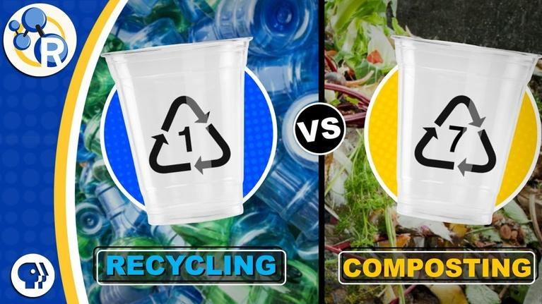 Reactions: Can Plastic Be Composted?