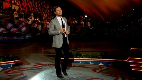 "National Memorial Day Concert -- S2017 Ep1: Scotty McCreery Performs ""The Dash"""