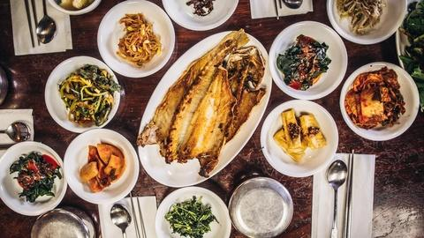 The Migrant Kitchen -- Banchan