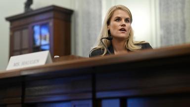 Facebook whistleblower asks Congress to regulate tech giant
