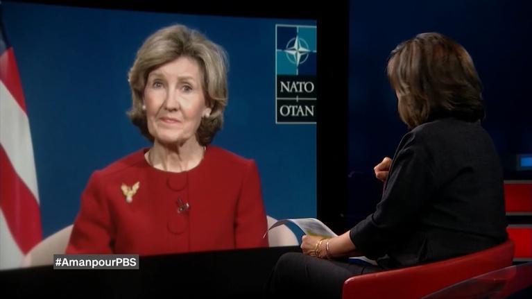 Amanpour on PBS: Amanpour: Kay Bailey Hutchison and Ursula von der Leyen