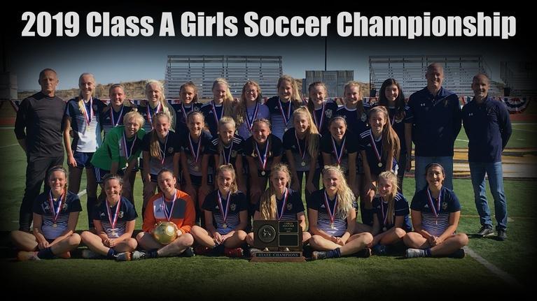 High School Activities: 2019 Girls Class A Soccer Championship