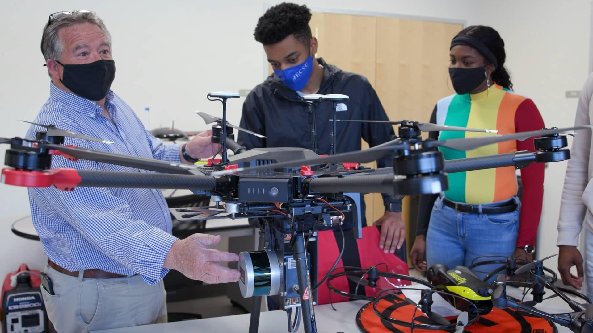 Powering a Future in Unmanned Flight