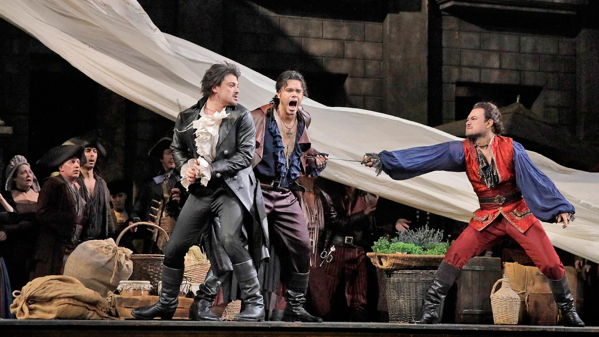 Roméo et Juliette at The Met | The Fight