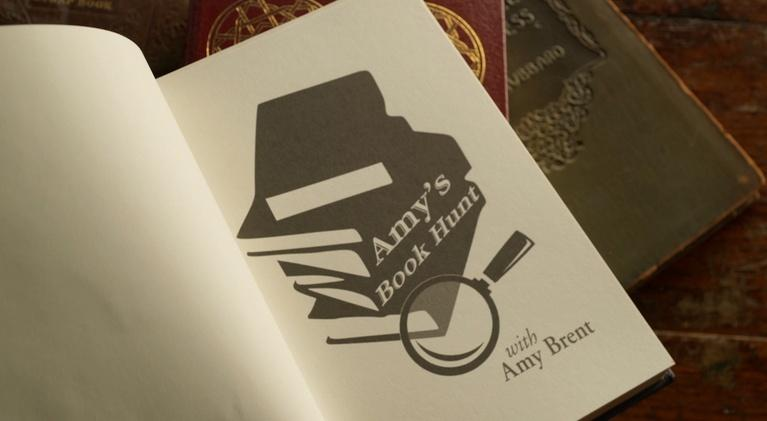 Amy's Book Hunt: Amy's Book Hunt with Amy Brent